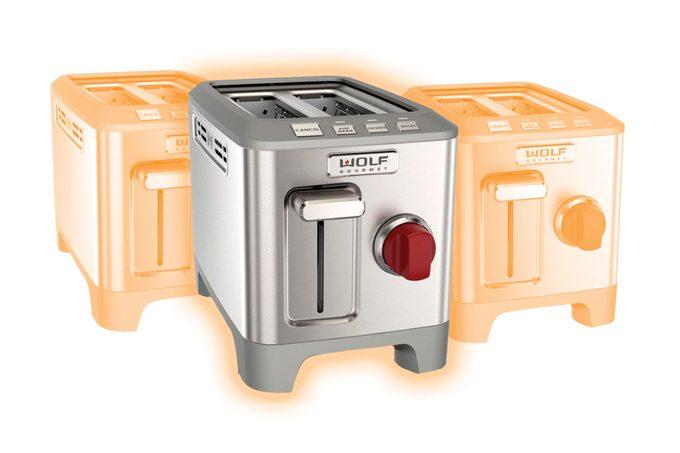 Wolf Gourmet 2-Slice Toaster TKP