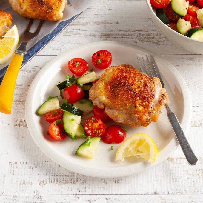 Air Fryer Chicken Thighs Exps Ft21 261385 F 0128 1 4