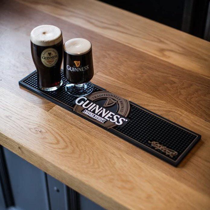 Bar Mat Irish pub decor