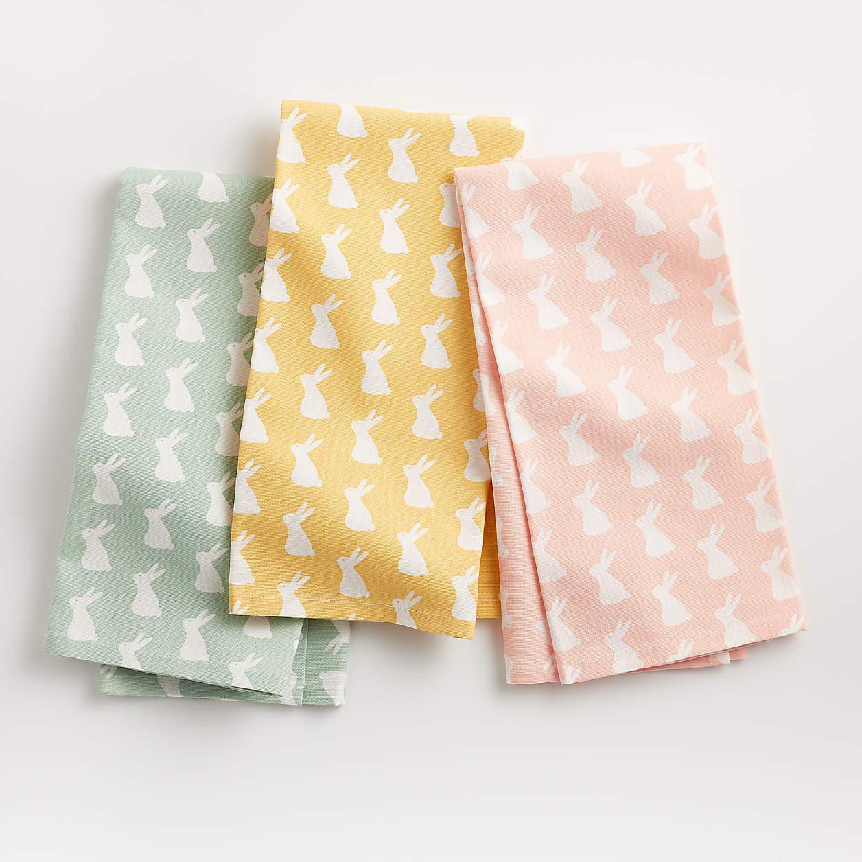 Cb Bunny Towels