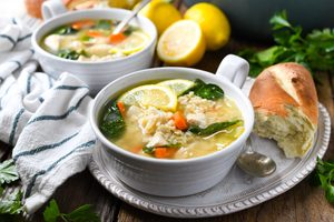 How to Make a Copycat Panera Lemon Chicken Soup