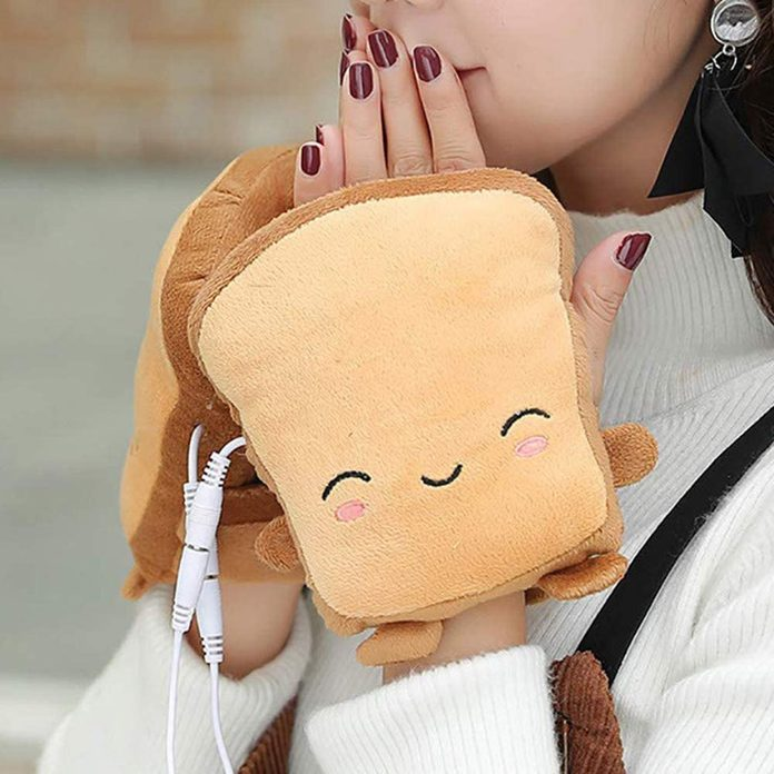 gifts for coworkers Fingerless Usb Hand Warmers
