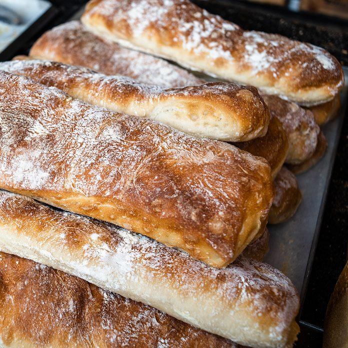 Freshly Prepared Bakery