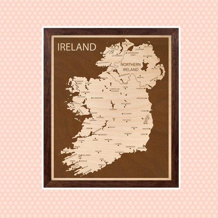 Ireland Wall Decor Irish pub decor