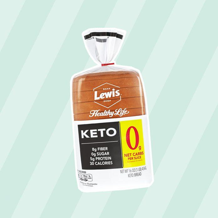 Lewis Bake Shop Healthy Life Keto Bread