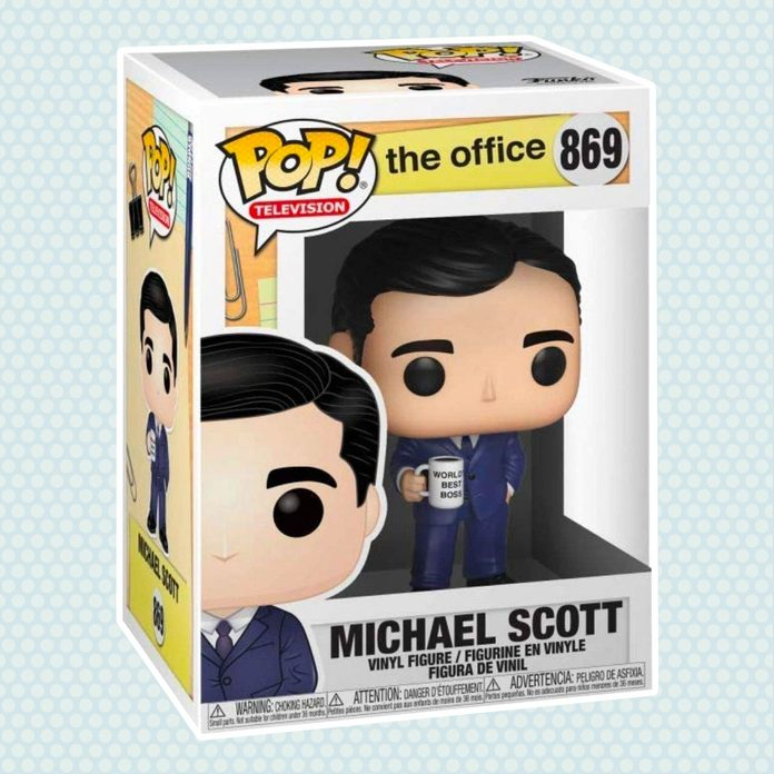 gifts for coworkers Michael Scott Funko Pop