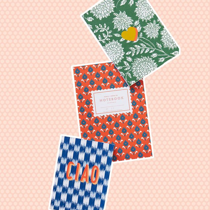 gifts for coworkers Pencil Paper Co Happy Note Journals