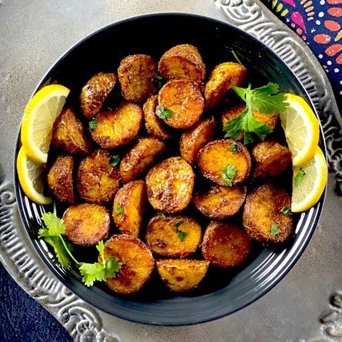 Roasted Bombay Potatoes 3