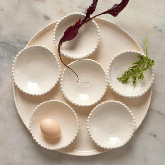 Seder Plate By Yaara buy passover seder plate