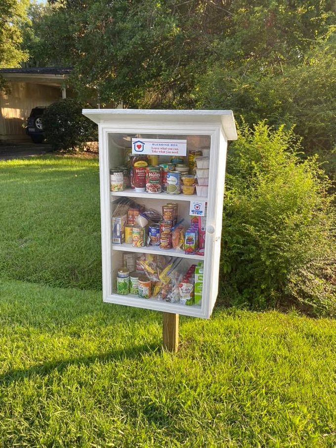 Lowcountry Blessing Box Project
