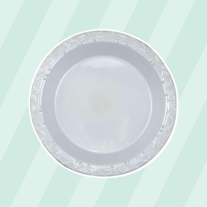 Taste Of Home Stoneware Pie Plate