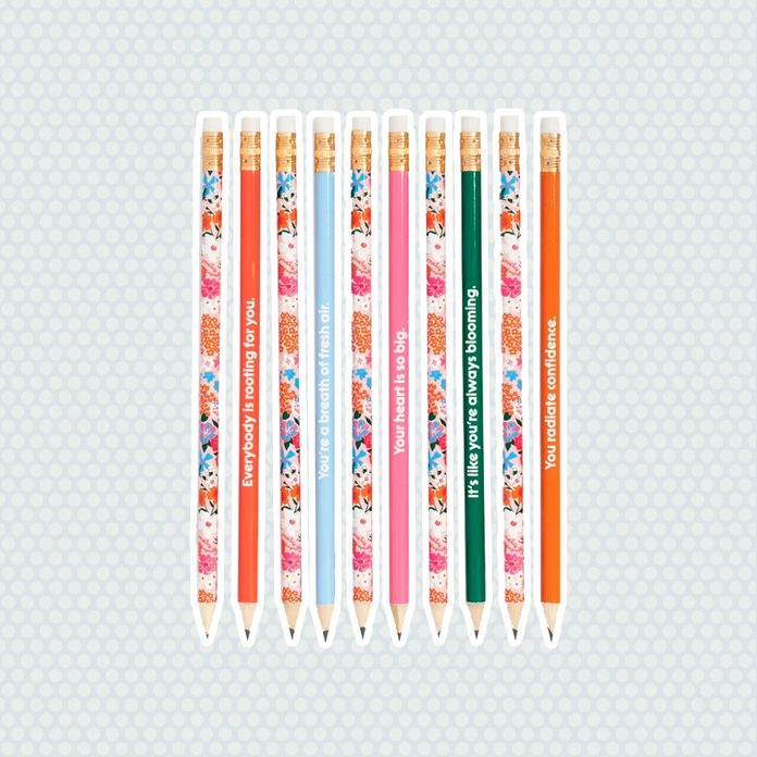 gifts for coworkers Bando Il Write On Pencil Set Secret Garden 01 Tone 1024x1024