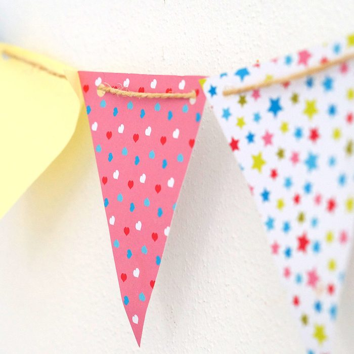 Bunting Do It Yourself