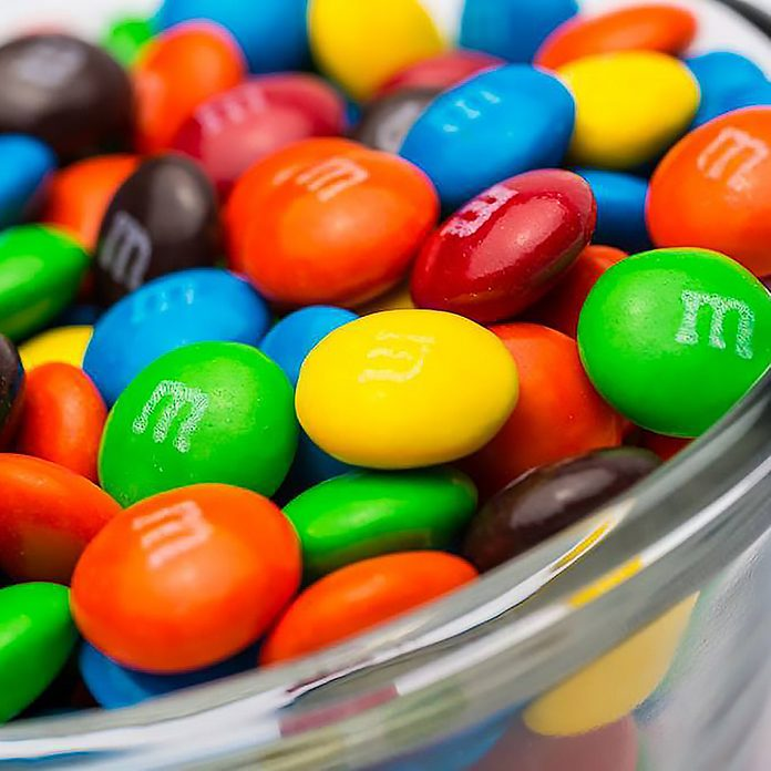 Blue M And Ms