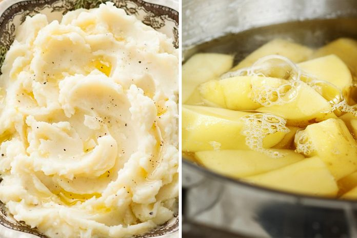 Boiling Potatoes Hack