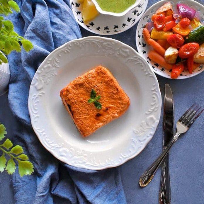 Easy Indian Salmon Recipe1