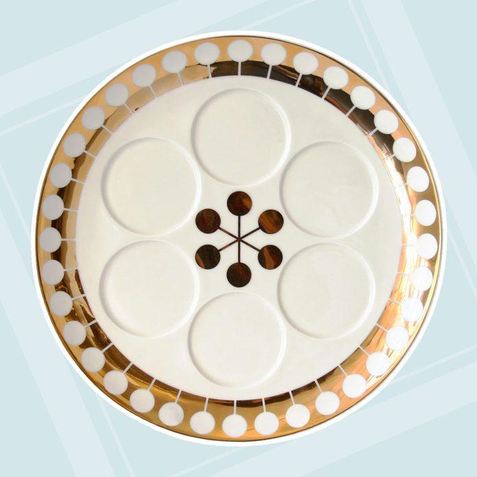 Jonathan Adlere Seder Plate
