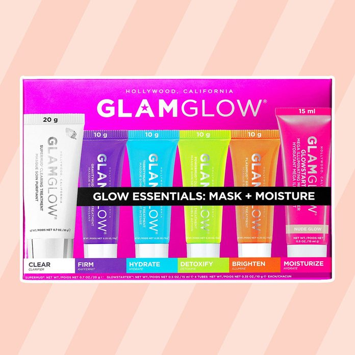thinking of you gifts Glamglow Glow Essentials Mask Set