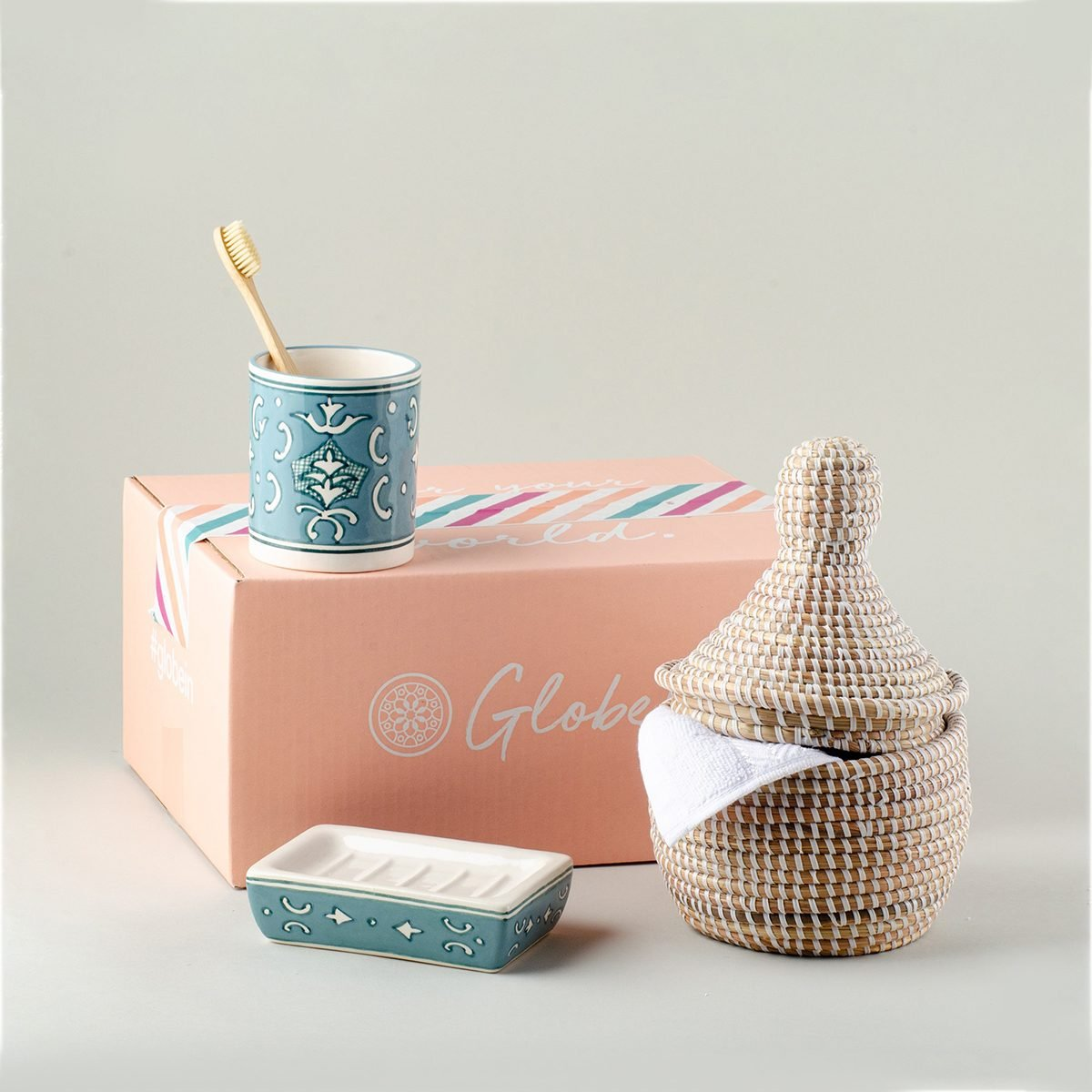 Globein Box home decor subscription box