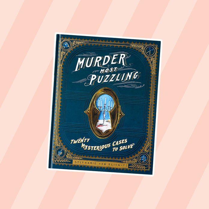 Murder Most Puzzling Book