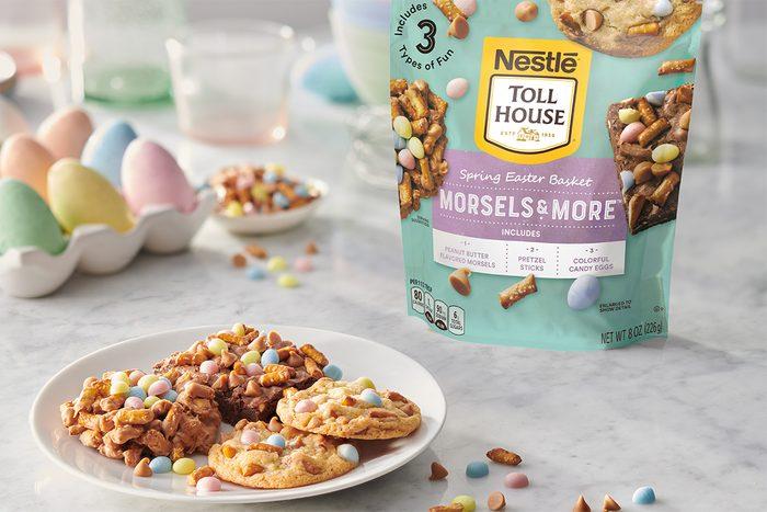 NEW NESTLÉ® TOLL HOUSE® Spring Easter Basket Morsels & More