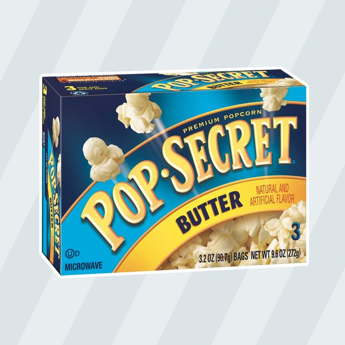 Pop Secret microwave Butter Popcorn