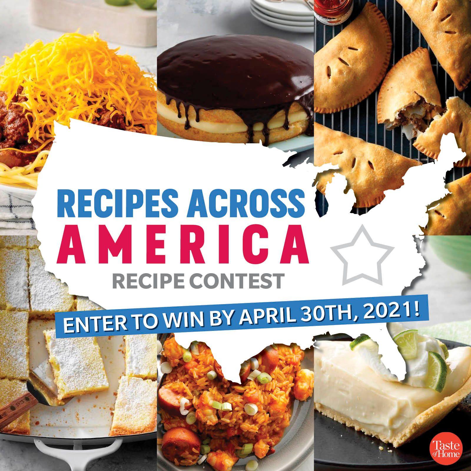 Recipes Across America 1200x1200