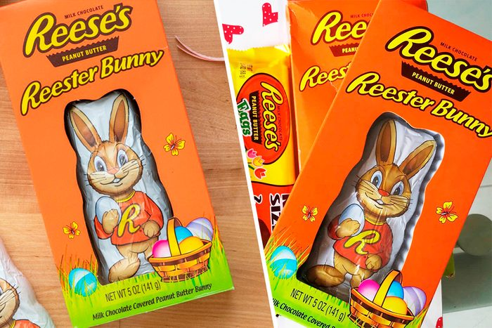 Reeses Reester Bunny