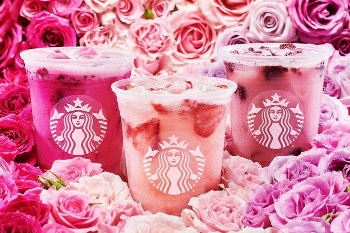 Starbucks Valentines Day