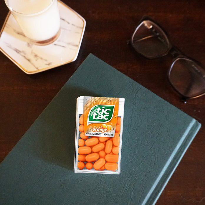 Tic Tacs Orange