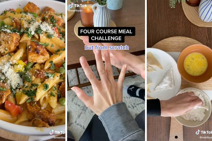 Tiktok Meal Challenge