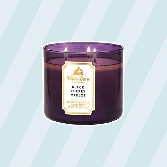 Black Cherry Merlot Candle 1