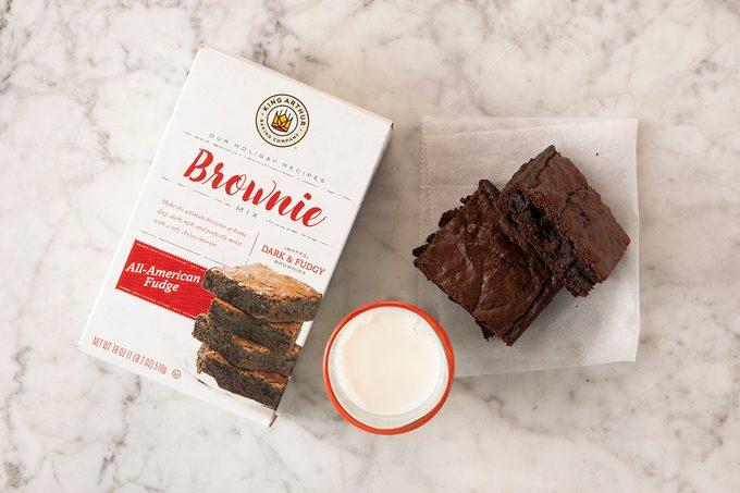 Brownies King Arthur