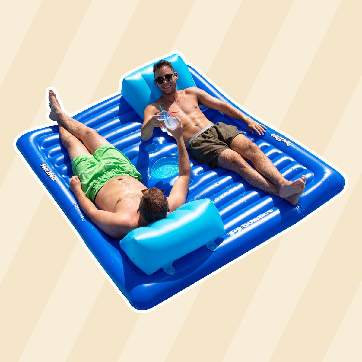Face To Face Lounger Pool Float
