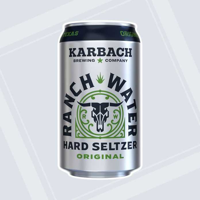 canned alcoholic drinks Karbach Ranch Water Hard Seltzer