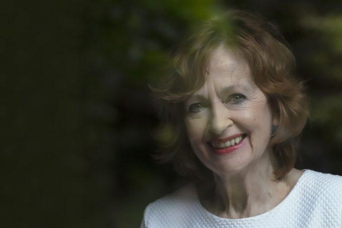 Maura O'Connell Foley portrait