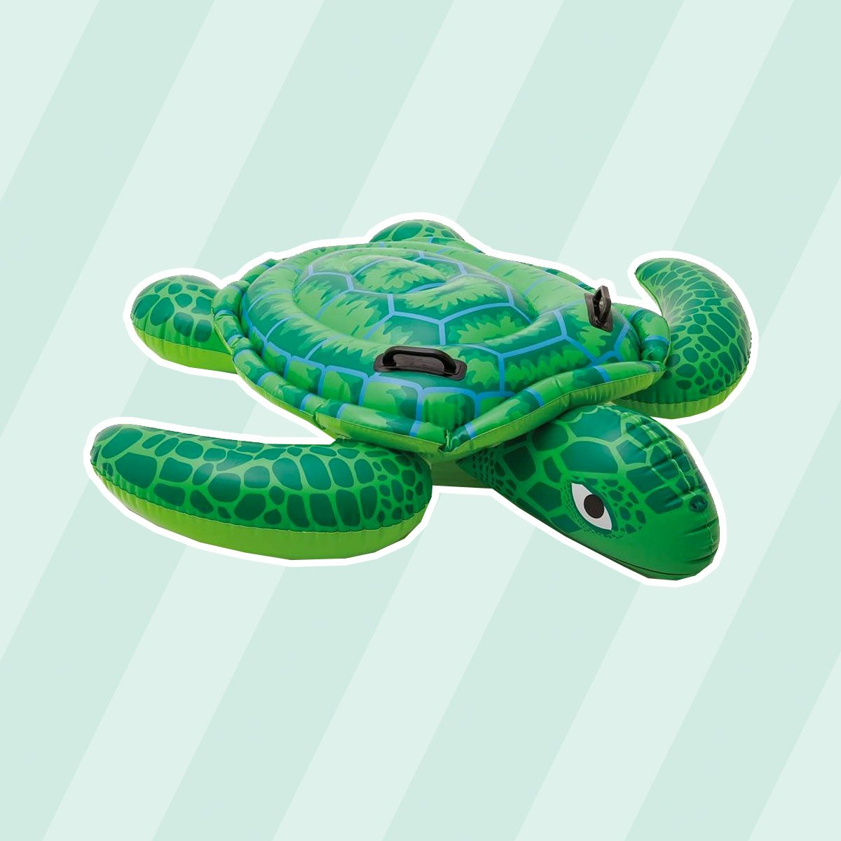 Lil Sea Turtle Ride On Pool Float