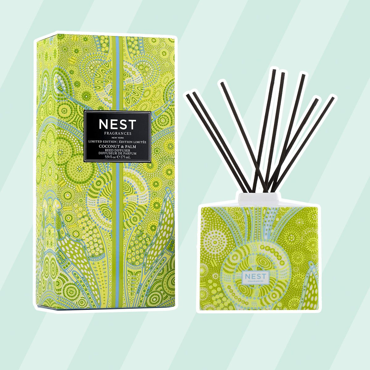 Nest Summer Scape Reed Diffuser