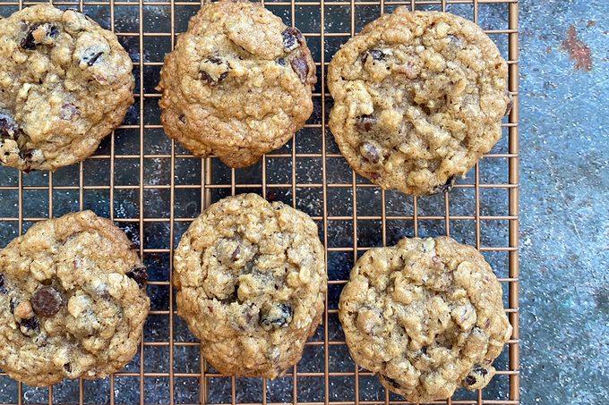 Oatmeal Cookies 7