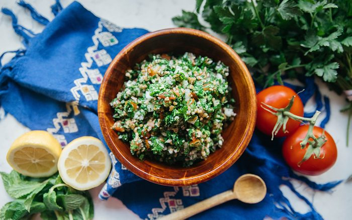 Lepage Food & Drinks what is tabouli