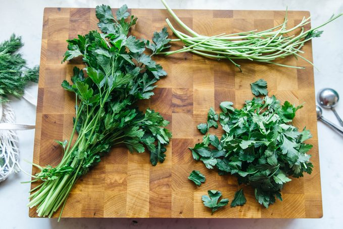 Pick your parsley what is tabouli Lepage Food & Drinks