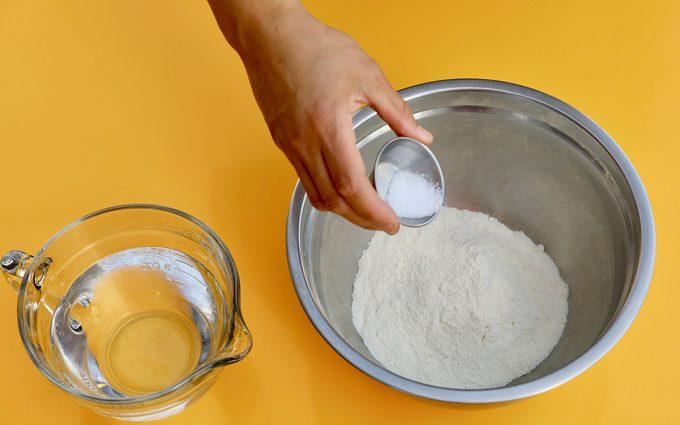 Adding The Salt how to make arepas