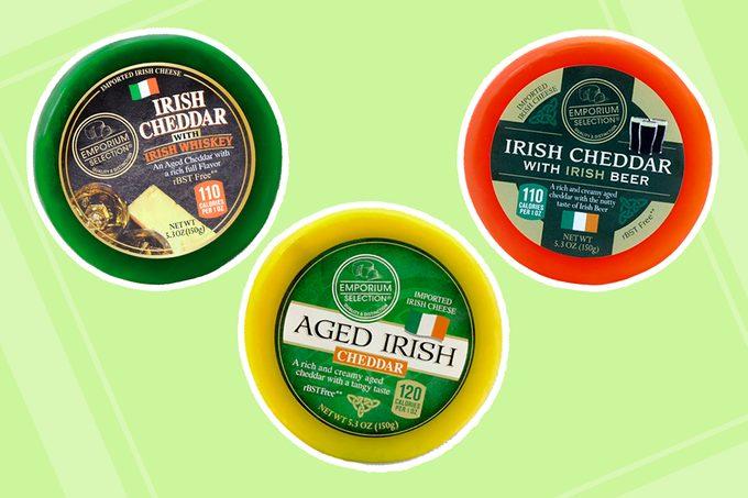 Aldi Cheese Irish Cheddar Cheese Selection