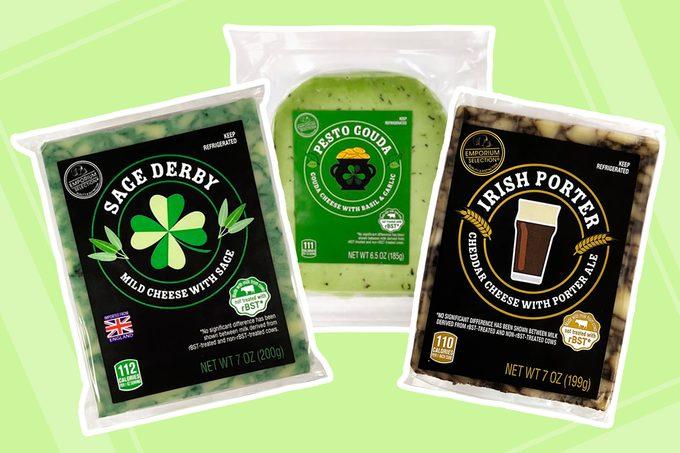 Aldi Emporium Irish Cheese Selection