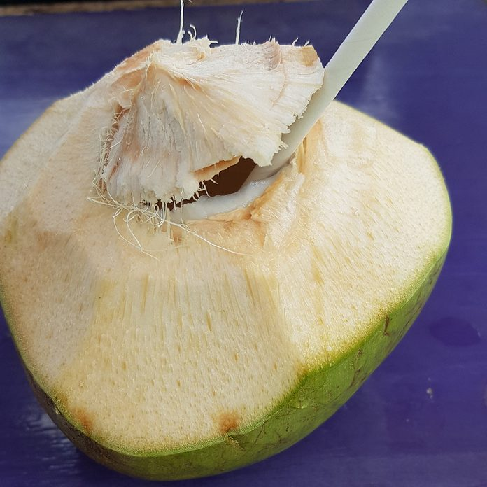 Coconut Jelly traditional jamaican foods