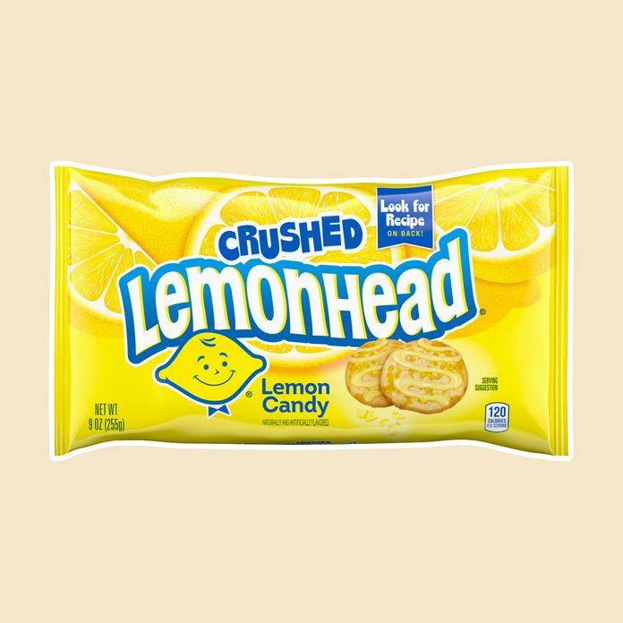best easter candy Crushed Lemonhead