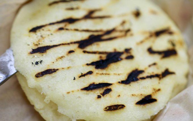 Cut The Arepa how to make arepas