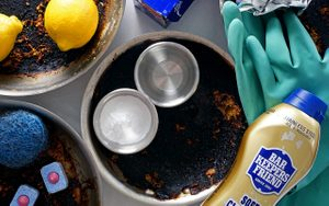 How to Clean a Burnt Pan—We Tested 5 Methods