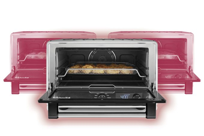 KitchenAid Digital Countertop Oven with Air Fry - KCO124BM