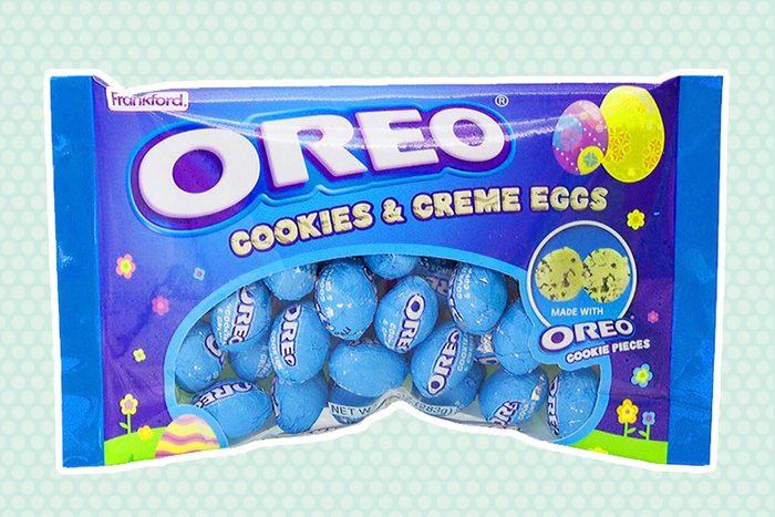 Oreo Easter Cookies and Cream Eggs Bag - 10oz
